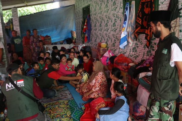 Korban Tsunami di Lampung Alami Trauma Berat