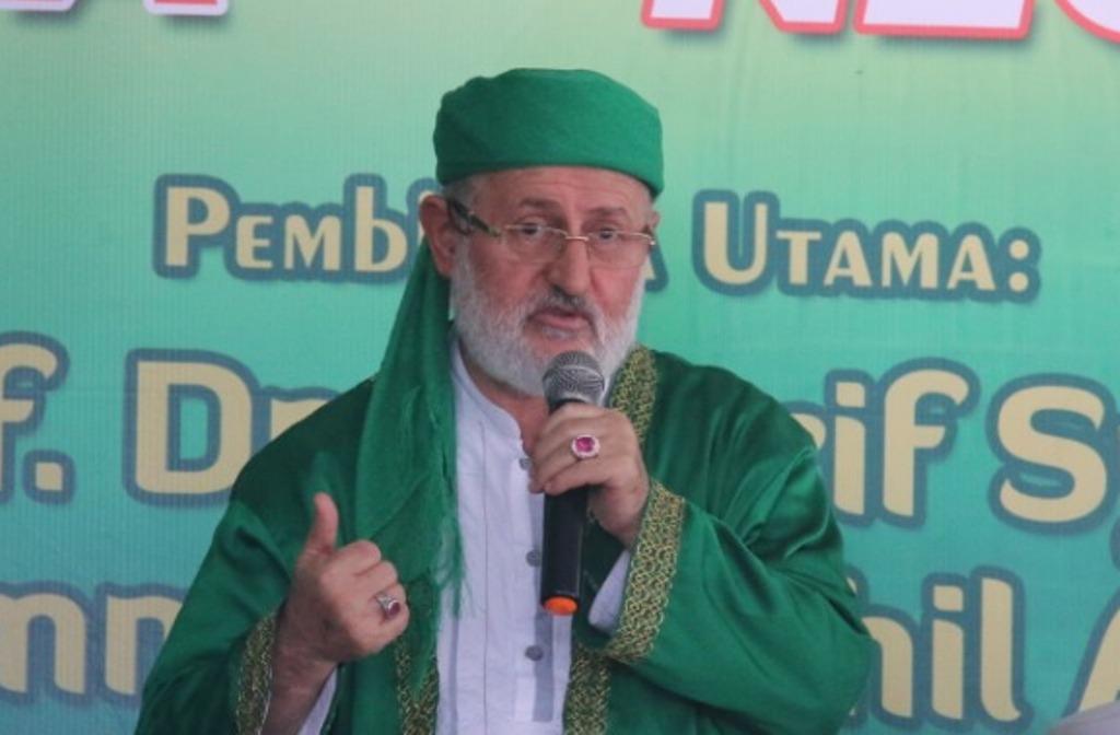 Syekh Fadhil: Semua Imam Mazhab Bertasawuf