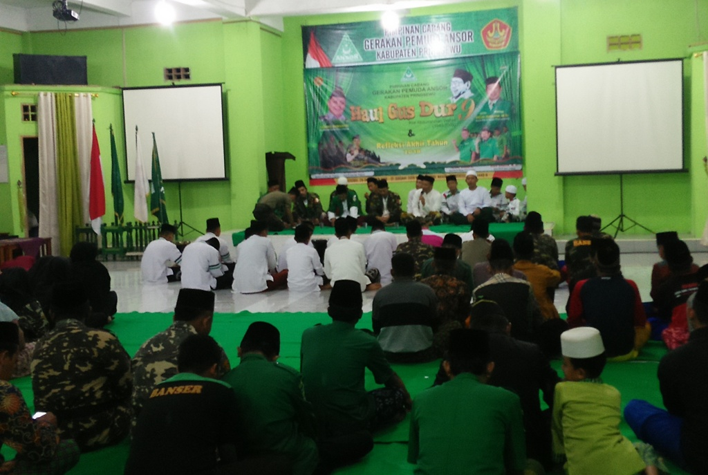 Refleksi Akhir Tahun GP Ansor Pringsewu; Kanapa Harus Ikut NU?