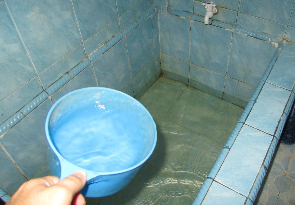 Berwudhu dengan Air Satu Gayung, Bolehkah? (II)