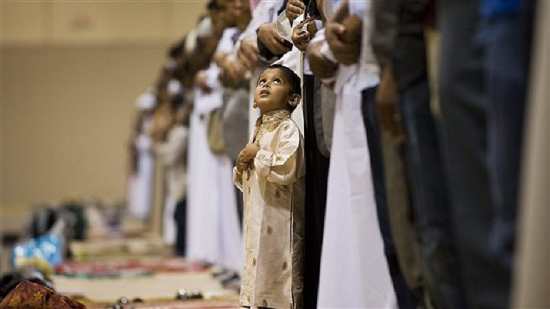 Posisi Shaf Anak Kecil dalam Shalat Berjamaah