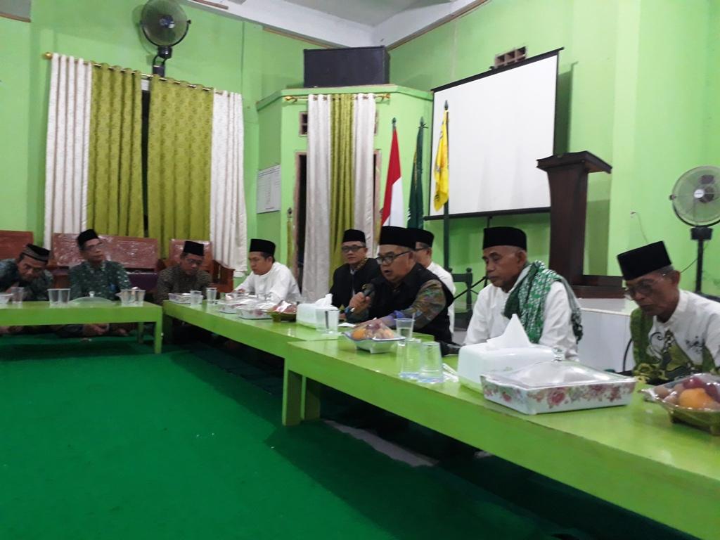 Turba, Langkah Syuriyah PWNU Lampung Perkuat Aswaja