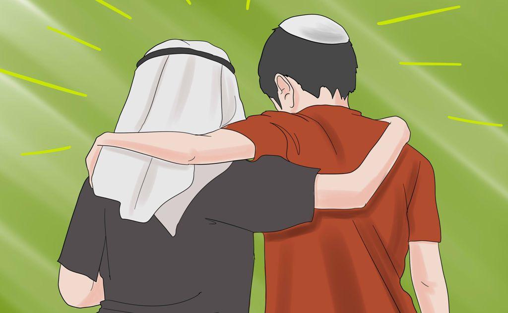 Cara Menjawab Salam kepada Muslim dan Non-Muslim Menurut Syekh Nawawi