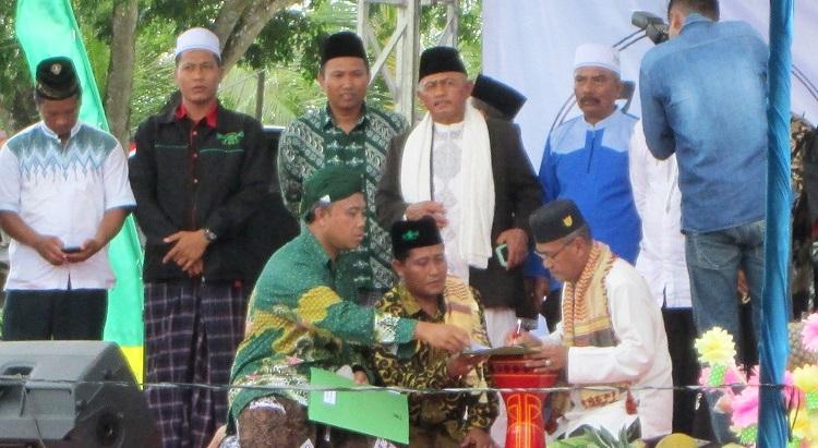 Diresmikan, Pondok Pesantren Darussalam Mimika Papua
