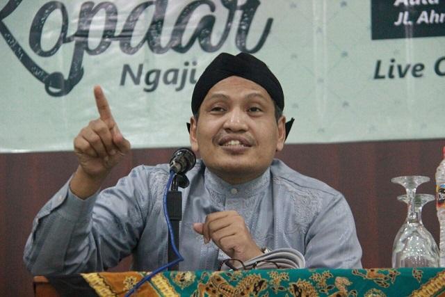 Gus Ulil: Ulama Indonesia Kerap Gunakan 'Fiqih Sukuti'