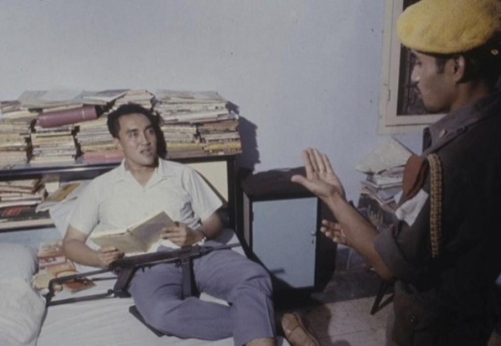 Subchan ZE (1931-1973): Oposan Flamboyan Dua Rezim