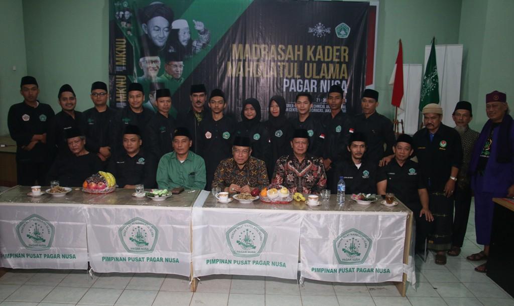 Pagar Nusa members participate in cadre nurturing program