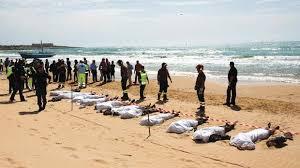 Turkey: ignoring migrant deaths is modern barbarism
