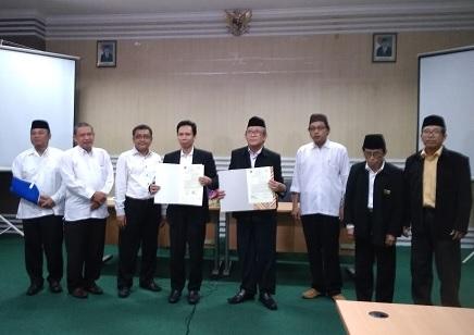 Unisnu-IAIN Surakarta Jalin Kerjasama untuk Perkuat Institusi