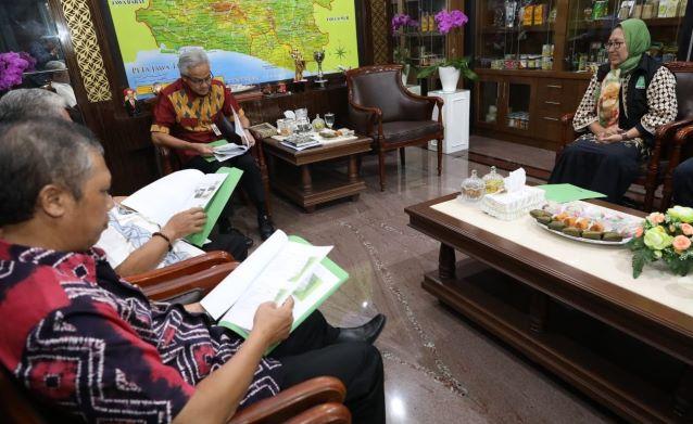 Gubernur Jateng Dukung Program LPBI NU