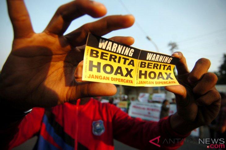 Hoaks Bencana yang Mengintip Saat Musibah Berlangsung