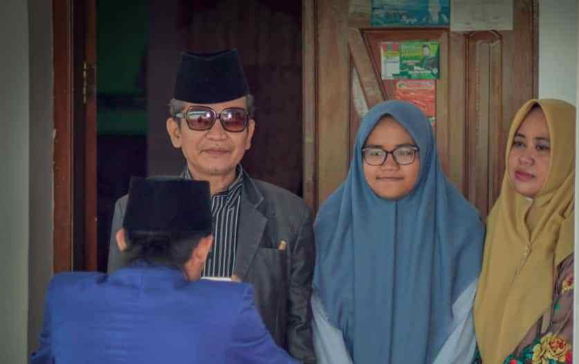 KH Muslih Abdurrohim, Pengasuh Pesantren Citangkolo Wafat