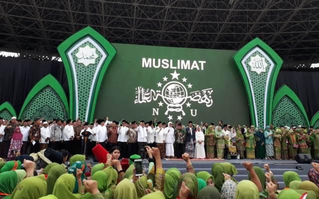 Kiprah Cemerlang Muslimat NU di Usia 73 Tahun