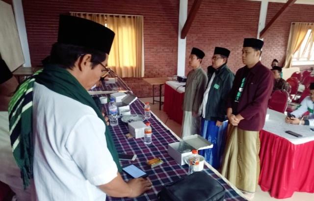 PCNU Jombang Lakukan 'Penyegaran' Pengurus