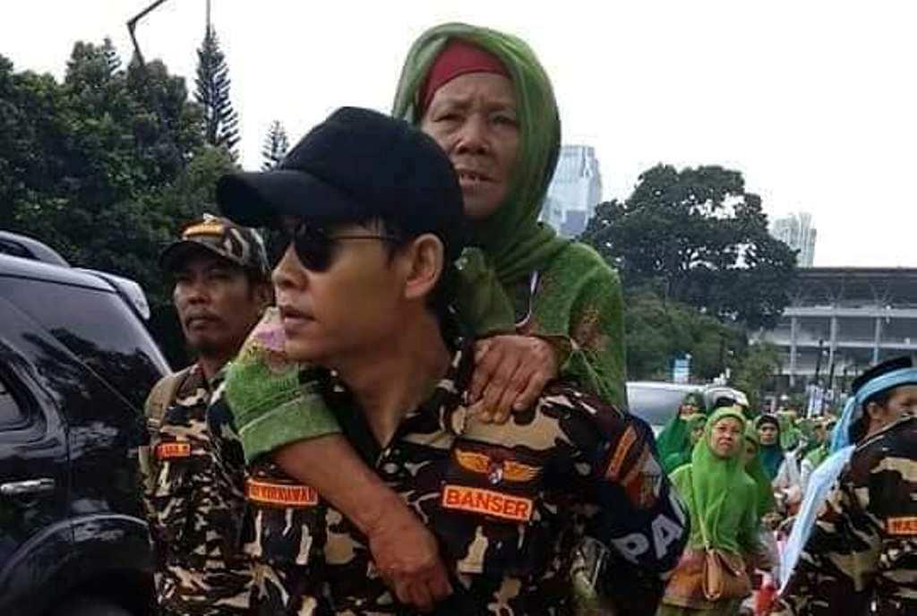 Banser, Menjaga Ibu Bangsa dan NKRI