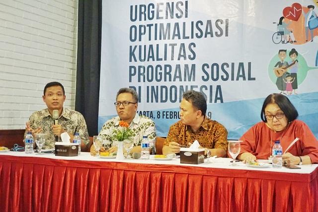 INFID: Kualitas Program Sosial di Indonesia Perlu Dioptimalkan
