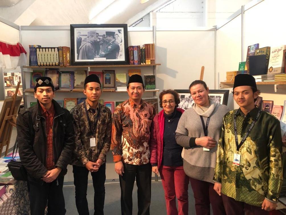 Kitab Ulama Nusantara Ditampilkan dalam Pameran Buku Internasional di Maroko