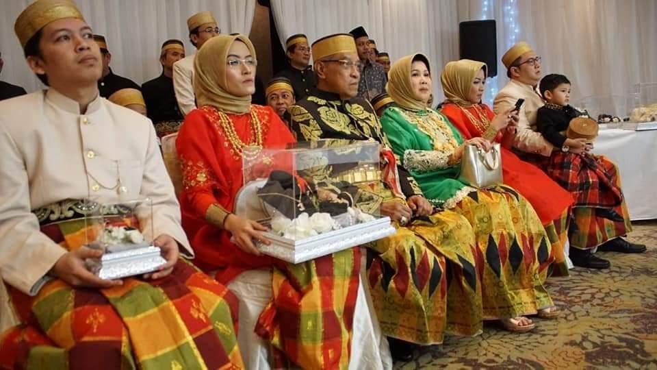 Para Tokoh Nasional dan Ulama Hadiri Pernikahan Putra Kiai Said