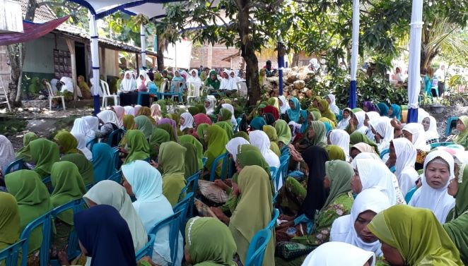 Muslimat dan Fatayat NU Tanggungharjo Grobogan Didorong Kelola Bank Sampah