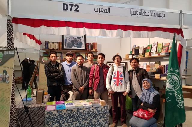 NU Maroko Tambah Koleksi dalam Pameran Buku Internasional