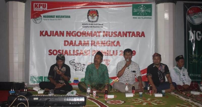 Tahun Politik, Nahdliyin Pamekasan Pelopori Kajian 'Ngormat' Nusantara