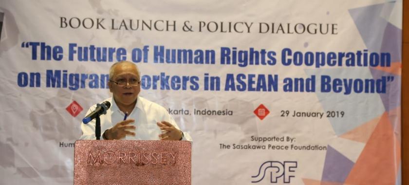 Enam Upaya Pemerintah Indonesia Lindungi Pekerja Migran