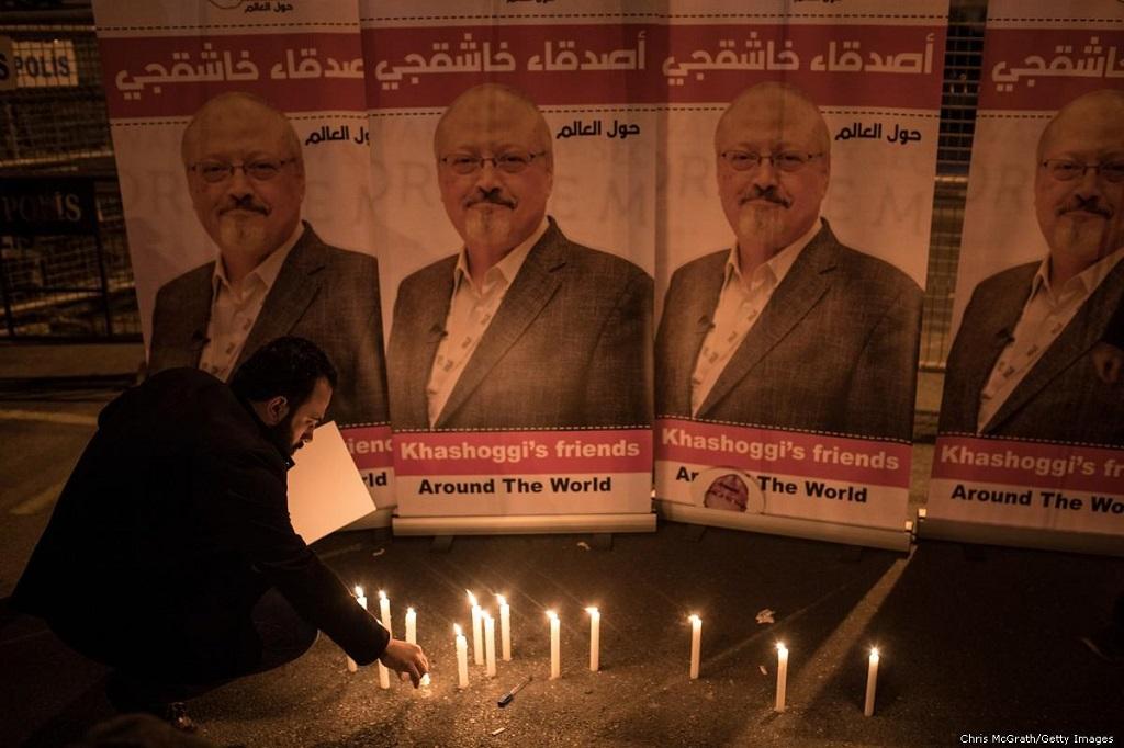 Jenazah Khashoggi Diduga Dibakar di Oven