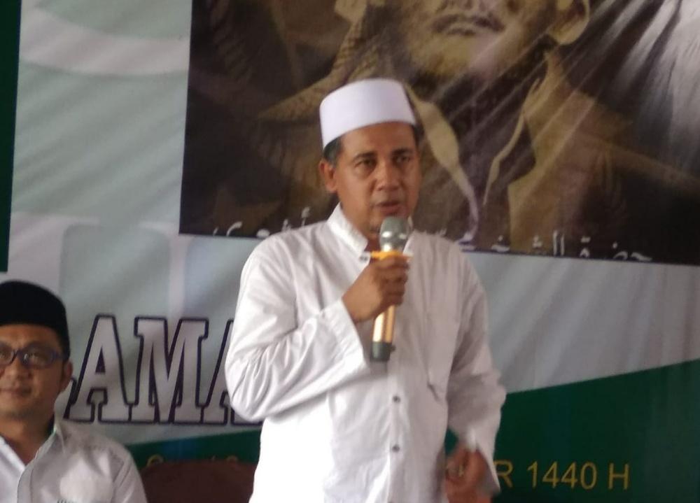 Terpilih Kembali, KH Nur Mahfud Akan Lebih Satukan dan Kuatkan NU Lampung Selatan
