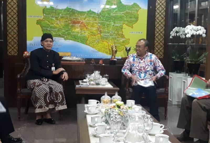 Semarang Jadi Tuan Rumah Kejuaraan Olahraga Pelajar Asean