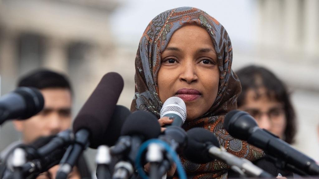 Ilhan Omar, Muslimah yang Memulai Gelombang Kritik Israel di Amerika Serikat