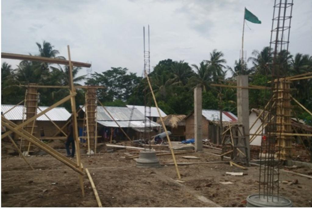 NU Peduli di Daerah Terdampak Bencana (1)