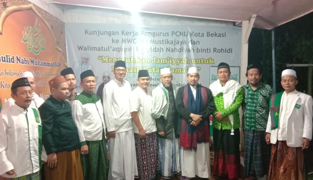 PCNU Kota Bekasi Bakal Adakan MKNU dan Pelantikan dalam Waktu Dekat Ini
