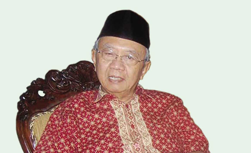 Gus Sholah warns of hoaxes ahead of presidential election