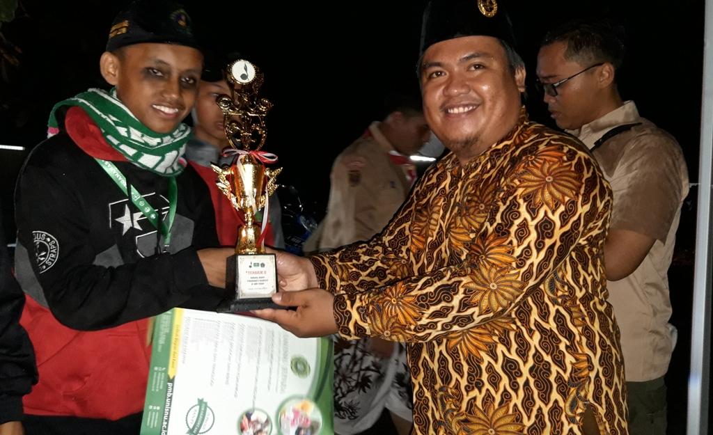 Usai Pergamanas 2019, Sakoma NU Umumkan Juara Tingkat Jateng