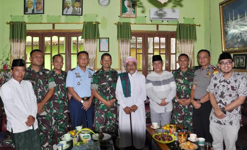 TNI Tinjau Lokasi Munas dan Konbes NU 2019
