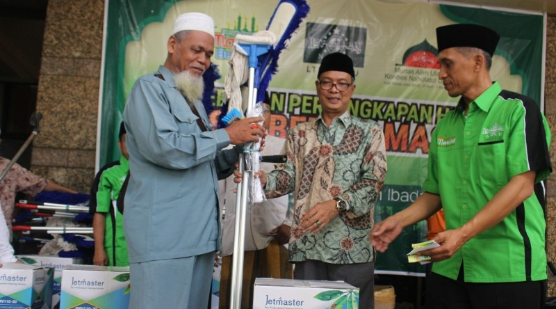 LTM PBNU: Masjid Harus Bersih dari Kotoran dan Perilaku Sampah
