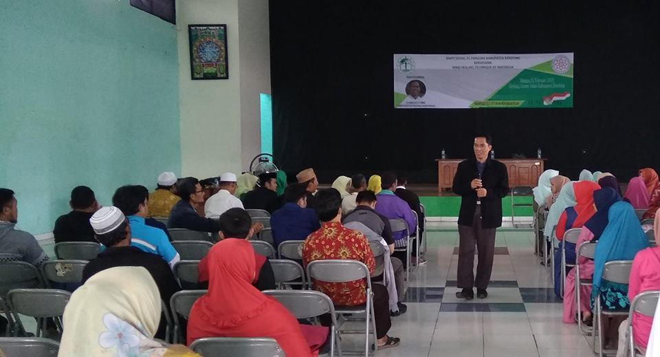 Pergunu Bandung Gelar Rumah Sehat