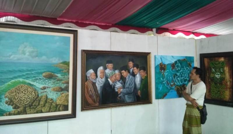 Pameran Lukisan, Tertinggi Berharga Rp. 700 Juta