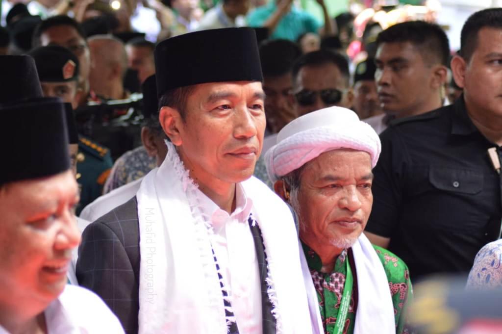 Presiden Jokowi: Terima Kasih NU