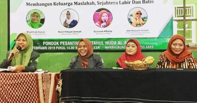 IPPNU Ajak Masyarakat Stop Pernikahan Anak
