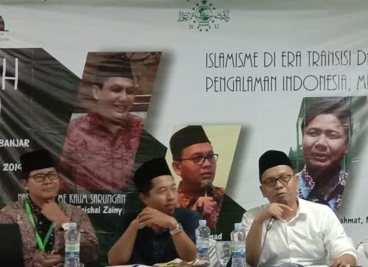 Lima Model Landasan Keberhasilan Islam Nusantara