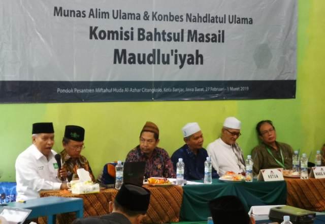 Islam Nusantara Tidak Menyentuh Aspek Akidah dan Ibadah Mahdhah