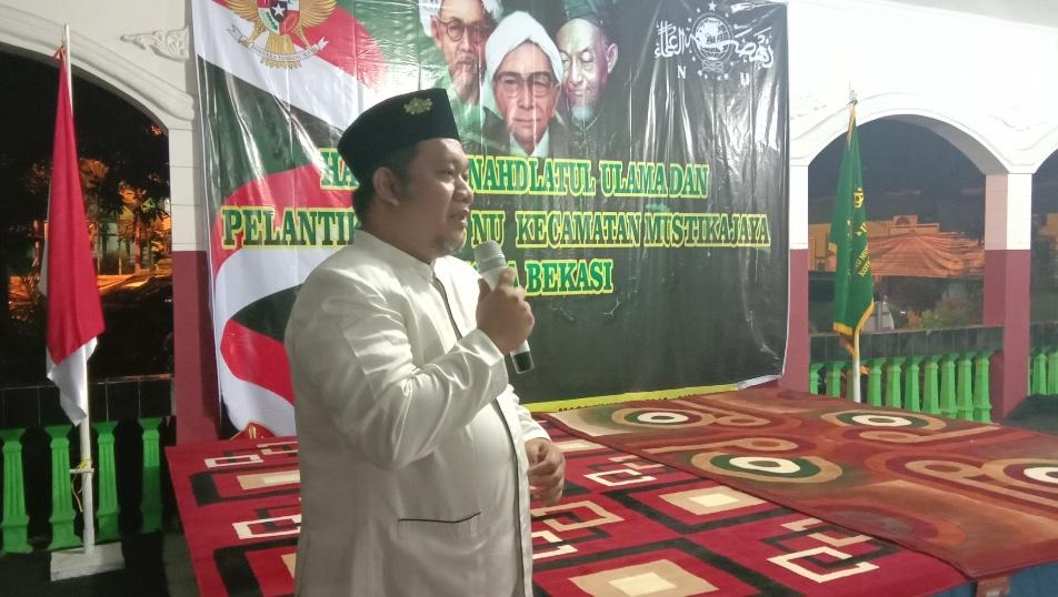 Kuatkan Ke-NU-an untuk Lebih Kuatnya Indonesia