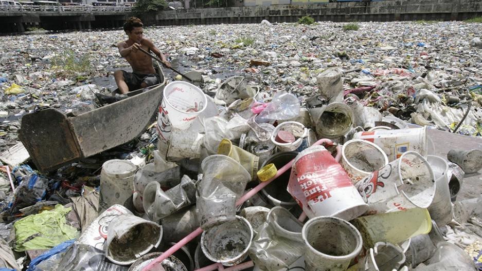 Upaya NU Tanggulangi Sampah Plastik