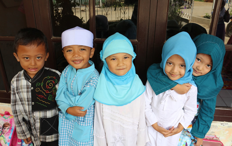 LAZISNU Jombang Kembali Dapat Amanah Donatur Non Muslim