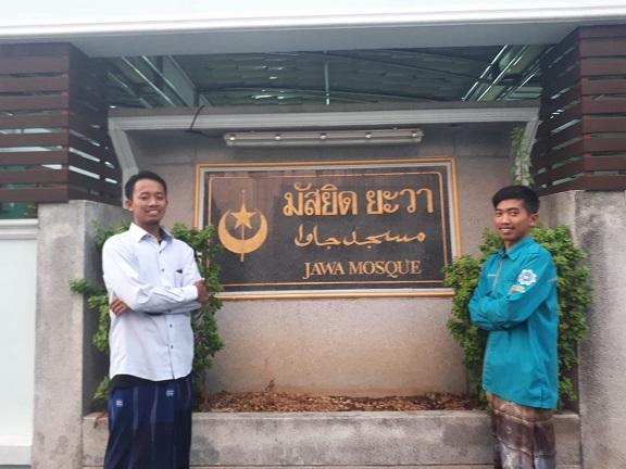 Berkunjung ke Masjid Jawa di Thailand