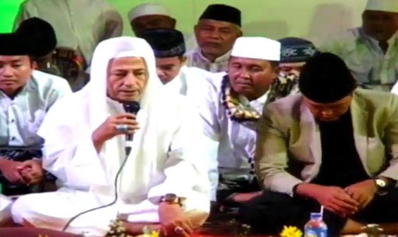 Habib Luthfi: Tanda Cinta Bangsa, Tidak Cepat  Terima Hoaks!