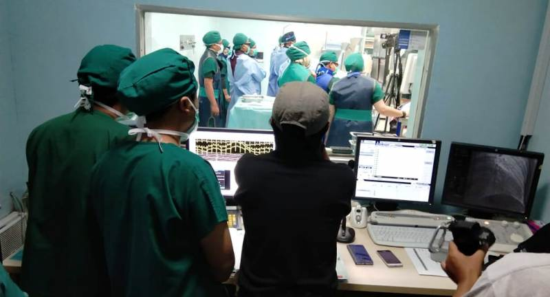 Alhamdulillah, Ketua NU Tulungagung Berhasil Jalani Operasi Jantung