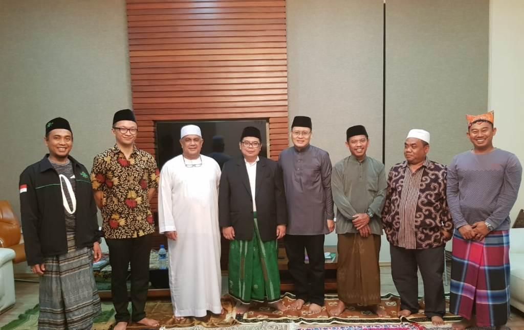 Warga NU Brunei Darussalam Gelar Haul Gus Dur Ke-9