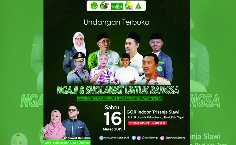 Menpora Dijadwalkan Hadiri Harlah IPNU IPPNU Jawa Tengah di Tegal